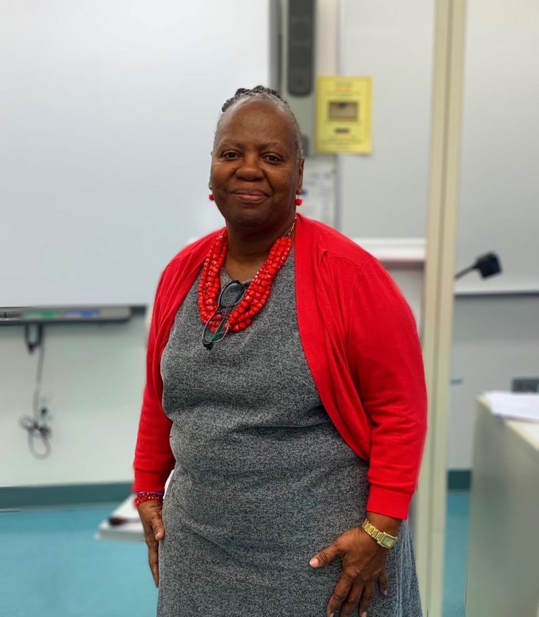 HCCC's Black History Month Spotlight: Professor Sibyl A. Ponder