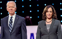 President-elect Joe Biden alongside Vice President-elect Kamala Harris / Flickr